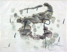 Composicion Limited Edition Print - Lithograph Signed and numbered in pencil Size - 8.27 x 10.64 Price: $2,600  31-May-14