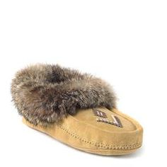 Manitobah moccasins are created with natural materials and thousands of years of functionality and culture. A 'moccasin' is an Indigenous word for 'shoe or slipper'. Our ancestors originally designed these fur-trimmed, hide moccasins to wear indoors. Canadian Winter, Soft Suede, Men's Collection, Fur Trim, Suede Shoes, Barefoot, Moccasins, Slippers, Shoe Bag