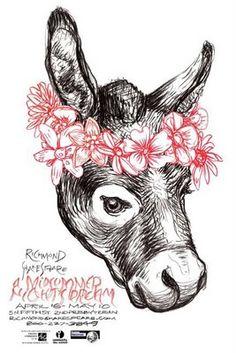 A Midsummer Night's Dream Poster for Richmond Shakespeare