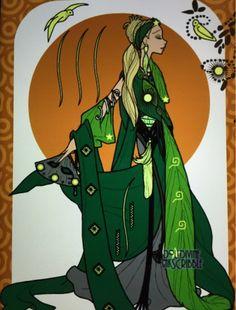 Created by pinner using Erte Elegance on dolldivine.com. #jjwalker