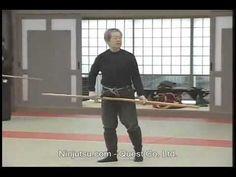 Bojutsu Hatsumi Sensei