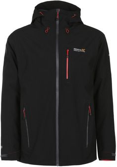 Regatta WRIGHTBRIDGE 3IN1 Outdoor jacket black pepper