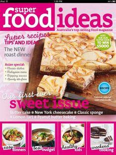 Great british food magazine food magazines pinterest super food ideas forumfinder Gallery