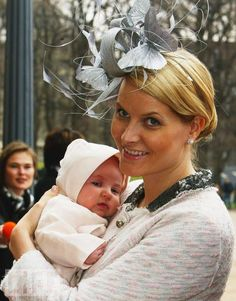 Christening Of Her Royal Highness Princess Ingrid Alexandra