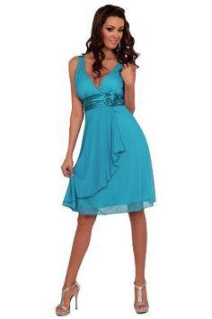 H1197 Designer Flowy Evening Bridesmaid Prom Cocktail Party Mini Partywear Clubwear Celebrity Style Dress, http://www.amazon.co.uk/dp/B00I44MDXG/ref=cm_sw_r_pi_awdl_29TSub0V6D8RA verious colours