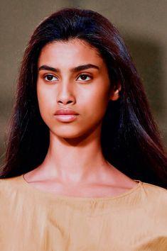 Iman hammam! So pretty.