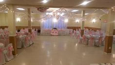 Pink and White | Ballroom