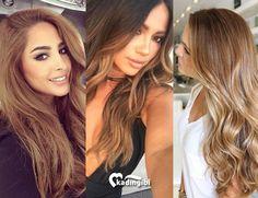 Açık Karamel Saç Renkleri