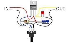 Electronics Mini Projects, Simple Electronics, Electronics Storage, Electronic Circuit Projects, Electronics Components, Arduino Projects, Electronic Engineering, Electrical Engineering, Electronics Gadgets