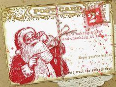 Petite Fleur Paperie: Santa's List !!!