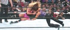 Trish's most winningest moves: Stratusfaction. Wwe Trish, Trish Stratus, Dream Job, Heroines, Continue Reading, Besties, Wrestling, Icons, Memories