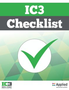 The 5 best middle school textbooks for computer applications classes are you up to speed on everything you need to know about ic3 read the fandeluxe Choice Image