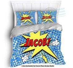 boys superhero comforter boys superhero duvet cover boys superhero bedroom decor superhero room decor superhero nursery bedding boy comic book