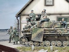 Panzer Iv, Military Modelling, Military Diorama, Scale Models, Location History, Military Vehicles, Tanks, Miniatures, Germany