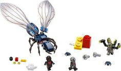 #LEGO #Marvel #SuperHeroes #AntMan Final Battle (76039) Official Press Images http://www.toyhypeusa.com/2015/05/30/lego-marvel-super-heroes-ant-man-final-battle-76039-official-press-images/