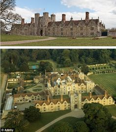 Templer, Castle Rock, Medieval Castle, Adventure Travel, Golf Courses, Villa, England, Manor Houses, Vacation