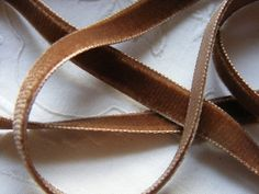 Your place to buy and sell all things handmade Velvet Ribbon, Band, Grosgrain, German, Dress, Etsy, Beautiful, Beauty, Vintage