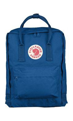 Fjallraven Kånken Classic Backpack Lake Blue - Fjallraven