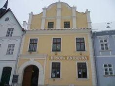 Husova knihovna v Polné-Foto:Irena Šarounová