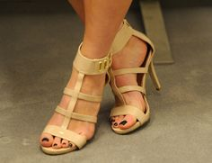 Kylie Jenner Photos Photos - Kylie Jenner (shoe detail) poses during a photocall for her new MADDEN GIRL collection at Nordstrom at The Americana at Brand on February 22, 2014 in Glendale, California. - Kendall Jenner And Kylie Jenner Launch Their New Shoe And Handbag Collection Kendall & Kylie For MADDEN GIRL