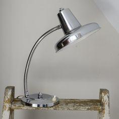 lamp   chrome