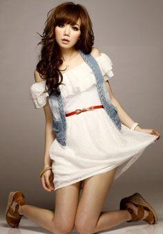 ir  a la #moda #bella #fashion #whitedress #vestido un #outfit #esencial , #descubretubelleza en #geralmarykay