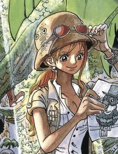 One Piece Wallpaper Iphone, Cute Anime Wallpaper, One Piece Images, One Piece Pictures, Anime Art Girl, Manga Art, Nami Swan, One Piece Series, One Piece Drawing