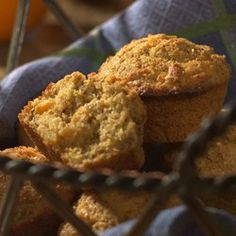 Apricot-Wheat Germ Muffins - EatingWell.com