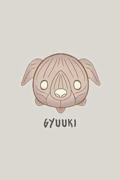 Gyuuki fondo de pantalla