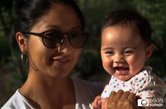 Isabel y Anabel la familia sigue creciendo  #Familia #Family #Bebé #Sonrisa #Baby #Smile