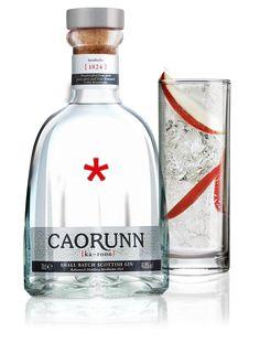 Caorunn - Small Batch Scottish Gin. Tasted at the Gin Shack