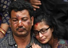 Images Of Utter Devastation Emerge From The Nepal Earthquake