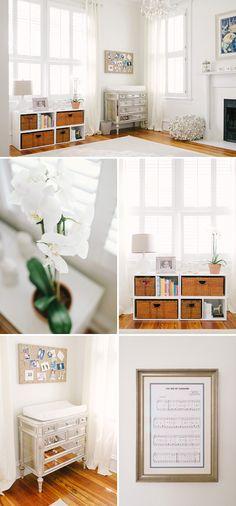 Hadley's Elegant and Serene Nursery