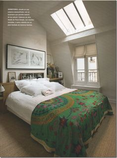 El beso: Bedroom Inspiration