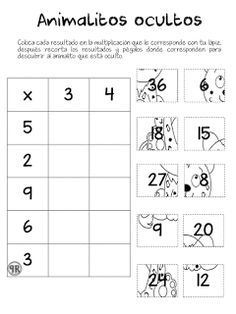 Number Writing Practice, Writing Numbers, 4th Grade Math, Math Class, Math Games, Math Activities, Montessori Math, Primary Maths, Math For Kids