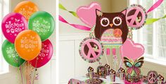Hippie Chick Balloons - Party City