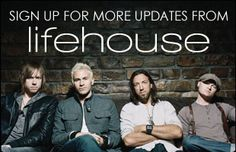 I love popping Lifehouse in on a sunny day, sipping my coffee, and cruising on my baseball trips.