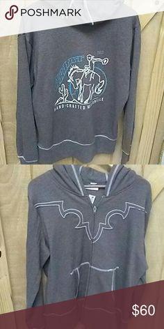 Zip Hoodie with style Zip hoodie Ariat Tops Sweatshirts & Hoodies