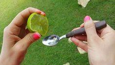 Esprema um limão e misture com azeite! Depois disso nunca mais vai parar de o usar! É fantástico!   Receitas Para Todos os Gostos