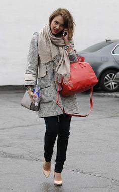 Top Celebrity Street Style Fashion