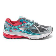 Experience a fun, responsive ride with great energy return in the Womens Brooks Ravenna 7