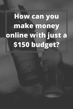 How can you make money online with just a $150 budget? Make Money Blogging, Way To Make Money, Make Money Online, How To Make, Email Marketing, Affiliate Marketing, Invitation, Messages, Digital Technology