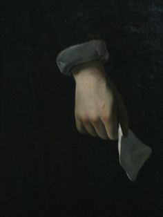 yochanah: Diego Velazquez Portrait of Philip IV, detail