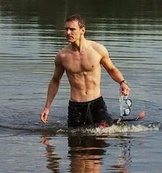 Michael in a scene from 'Eden Lake' - Michael Fassbender Picture Special - Digital Spy