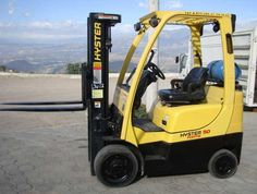 Do you need this used forklifts for sale at Denver CO? The condition of forklift is very good. It is 2007 provided model that has Lifting capacity 4,76 T. So visit our website today!