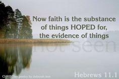 My Faith Keeps Me Hoping ~ | CHRISTian  poetry ~ by deborah ann