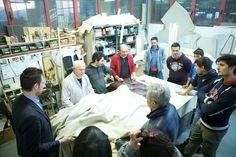 #divanoXmanagua - Berto Salotti Laboratory - #Italy