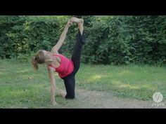 Kinetic Yoga Meditation and Asana: Spiral Of Change (advanced level) - YouTube