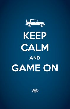 Game on. #LandRover Logo Sign, Luxury Suv, Range Rover, Badges, Discovery, 4x4, Road Trip, Favorite Things, Calm