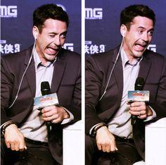 Robert Downey Jr ;).